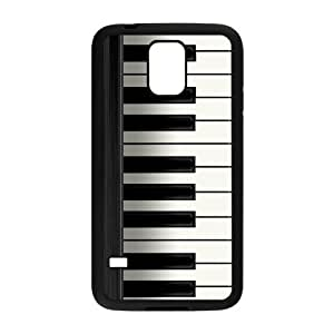 Nymeria 19 Customized Piano Keys Diy Design For Samsung Galaxy S5 Hard Back Cover Case DE-236 Kimberly Kurzendoerfer