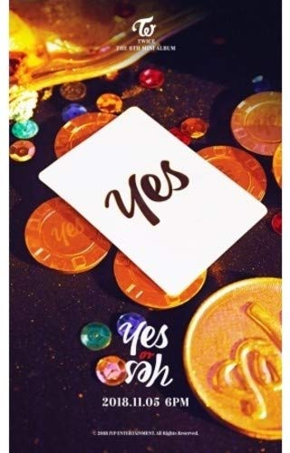 CD : Twice - Yes Or Yes (Photo Book, Photos, Card, Asia - Import)
