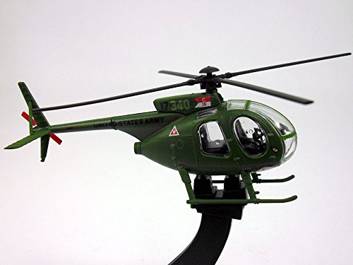 Hughes OH-6 Cayuse (LOH) 1/72 Scale Helicopter Model for sale  Delivered anywhere in USA