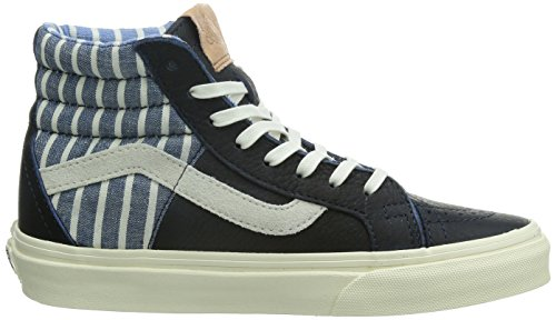 VANS - SK8 Hi 46 CA - stripes dress blues, Dimensione:40