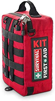 Survival Workplace/Home First Aid Kit - 152 Pieces For emergency Care at Home/ Workplace
