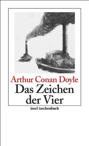 das-zeichen-der-vier-roman-insel-taschenbuch