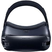 Samsung SM-R323NBKAXAR Gear Virtual Reality 2016 for Galaxy S7, Galaxy S7 edge, Galaxy Note5, Galaxy S6, Galaxy S6 edge, Galaxy S6 edge+ (International Version, No Warranty) - Black