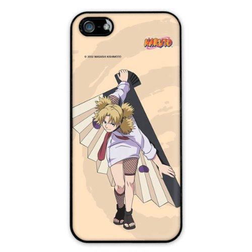 Diabloskinz H0081-0062-0059 Naruto Temari Schutzhülle für Apple iPhone 5/5S