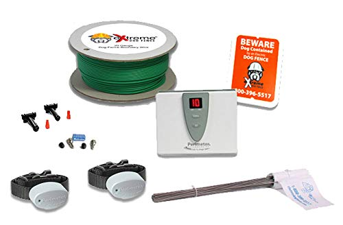 Electric Dog Fence Wireless Dog Fence Alternative Advanced