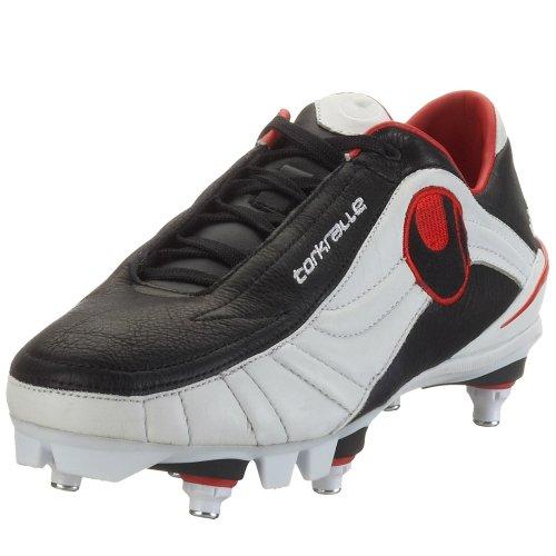 Zapatillas fútbol de Negro unisex Uhlsport d0Tgxdw
