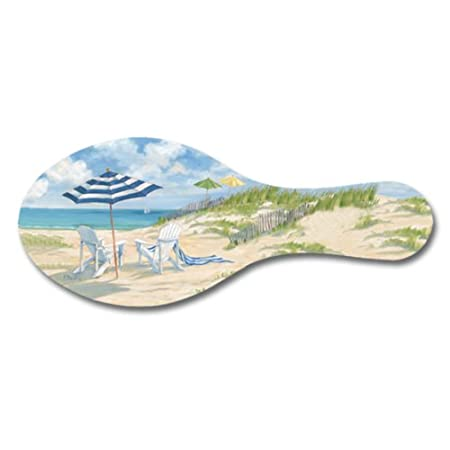 41Lzm3w3aqL._SS450_ Beach Spoon Rests and Nautical Spoon Rests