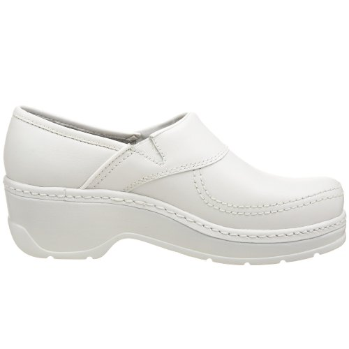Klogs Clog Sonora Closed Women's White Back Smooth Usa Zqr186wZ