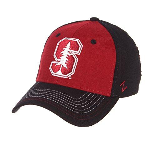 NCAA Stanford Cardinal Men's Stitch Hat, Medium/Large, Team Color