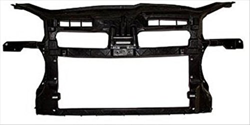 OE Replacement Volkswagen Jetta Radiator Support (Partslink Number VW1225128)