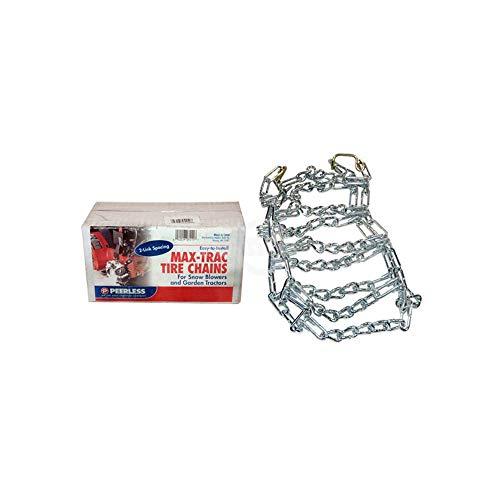 - Security Chain Company 1062655 Max Trac Snow Blower Garden Tractor Tire Chain
