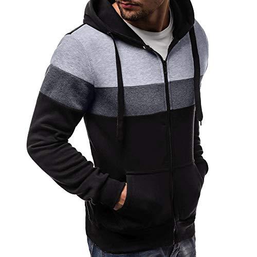 Capuche Homme Top Pants Doublée Veste Sweat Polaire Épaisse À Outwear Sweats Coat Jacket Hiver Blousons Sets Chaud Noir Hoodie Doux Manches Longues shirts Manteaux 1rxqwrCYR