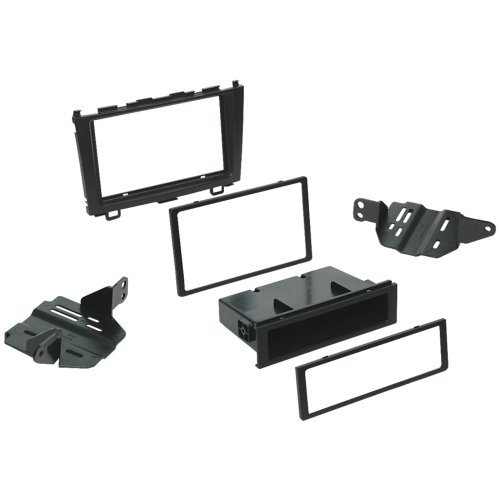 Scosche Dash Kit for 2007-Up Honda Crv Iso Din with Pocket and Double Din Kit (Dash Honda Crv compare prices)