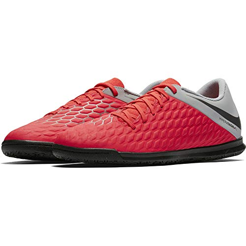 Dark Club Wolf Zapatillas Lt IC Grey Mtlc 3 Hypervenom NIKE Adulto 001 Grey Crimson Multicolor Unisex gnOEPIqx