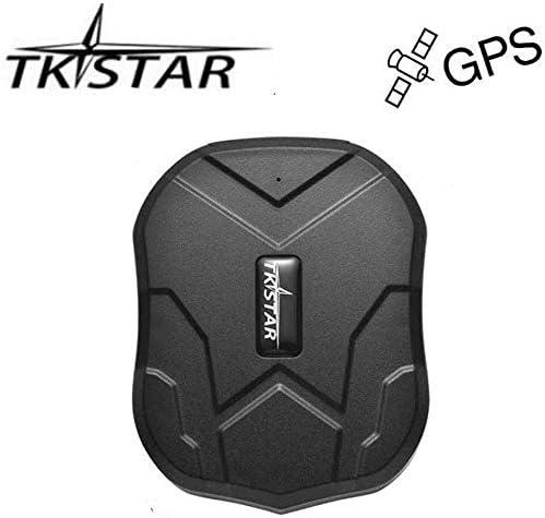 TKSTAR Gps Tracker 90 días tiempo prolongado en espera Anti Lost Geo Fnece Eliminar alarma impermeable Gps Locator Seguimiento Imán fuerte para Motocicletas Vehículos TK905