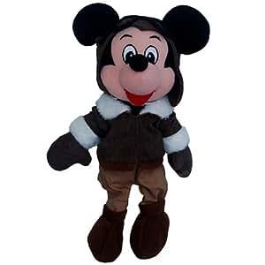 Mickey Pilot - Disney Mini Bean Bag Plush