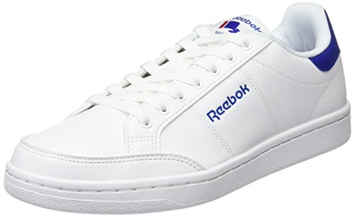 Reebok Ar1485, Zapatillas de Deporte Unisex Adulto Varios colores (White /         Team Dark Royal)