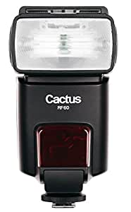 Cactus RF60 Wireless Flash with Built-in Wireless Commander and Receiver