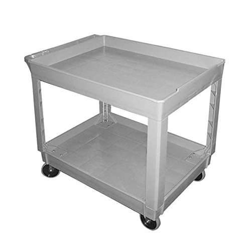 picture of Continental 5800GY, Grey Small Utility Cart (Case of 1)