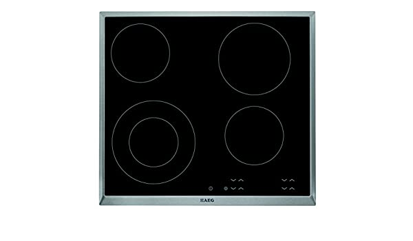 AEG HK624010XB - Placa Vitrocerámica Hk624010Xb Con Sensor ...