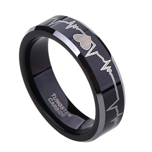 Tungsten Forever Heartbeat Design Couples