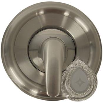 Danco Tub/shower Trim Kit for Moen, Brushed Nickel, 10002