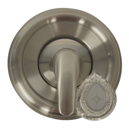 Danco Tub/shower Trim Kit for Moen, Brushed Nickel, 10002