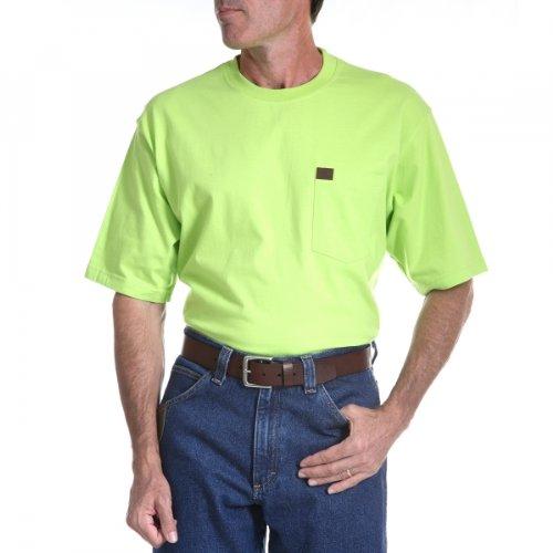 RIGGS WORKWEAR by Wrangler Men's Big & Tall Pocket T-Shir...