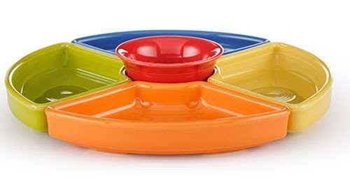 Homer Laughlin 146941164 Entertaining Set, Bright