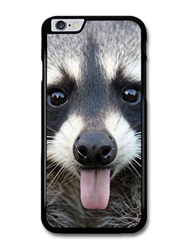 Cool Cute Funny Cheeky Raccoon Photography Wild Animal Nature case for iPhone 6 Plus 6S Plus