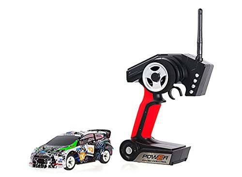 HobbyKing WL Toys K989 1:28 Scale Rally Car (RTR)