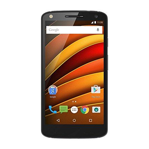 Motorola Moto X Force XT1580 32GB - Factory Unlocked - UK/EU (Preto)