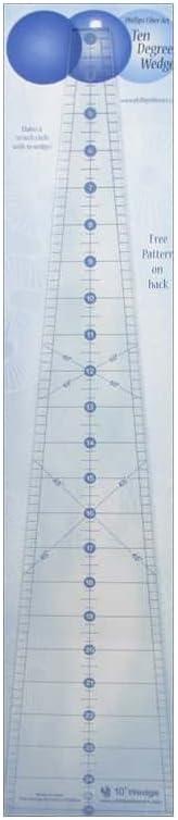 Phillips Fiber Art 10-Grad-Werkzeug.