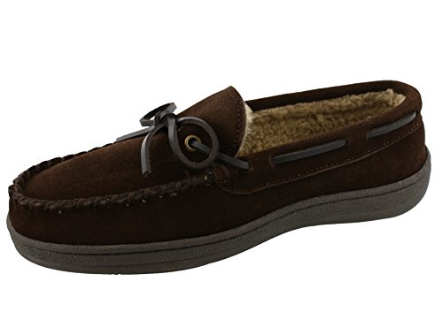 Clarks Rudy Men's Slippers (13 D (M) US, brown)