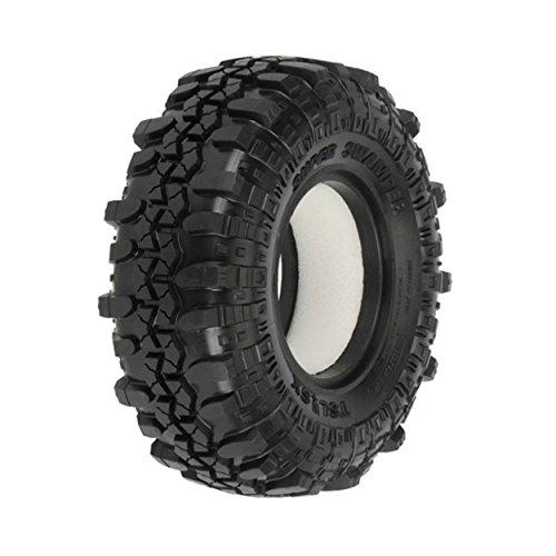 "Price comparison product image Pro-Line Racing 1163-14 Interco TSL SX Super Swamper 1.9"" G8 Rock Terrain Truck Tires (2) with Memory Foam"