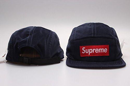 3bd689c992f Supreme 5 Panel Brand Mark Snapback Fashion Hats  Amazon.co.uk  Sports    Outdoors