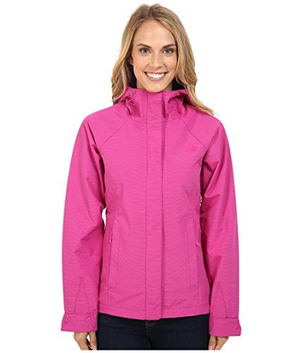 novelty venture hooded rain jacket