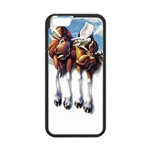 iPhone6 Plus 5.5 inch Phone Case Black Brother Bear ZGC405408