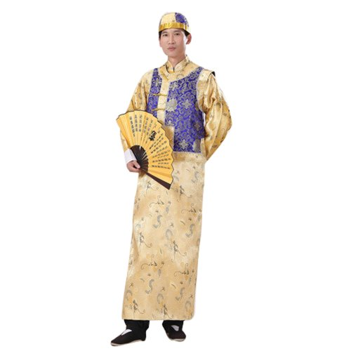 Bysun Princes of The Qing Dynasty Costumes