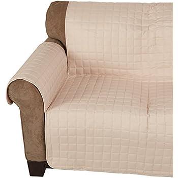 Amazon Com Elegant Comfort Quilted Reversible Furniture