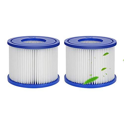 🥇 Cartucho Filtro de Piscina Tipo Vi Cartucho de Filtración para Piscina Filtro de Repuesto Accesorios para Miami