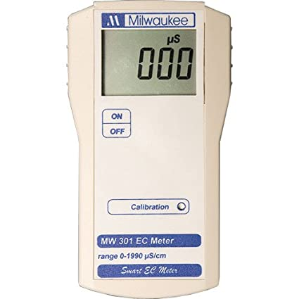 EC Portable Conductivity Meter - Multi Testers - Amazon com