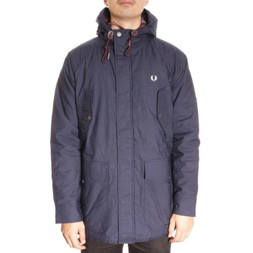 Para hombre Fred Perry PORTWOOD - Chaqueta, carbono: Amazon ...