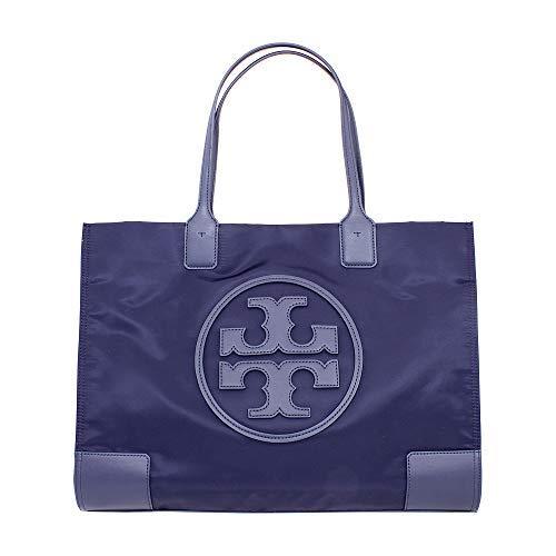 Tory Burch Ella Large Ladies Nylon Tote Handbag ()