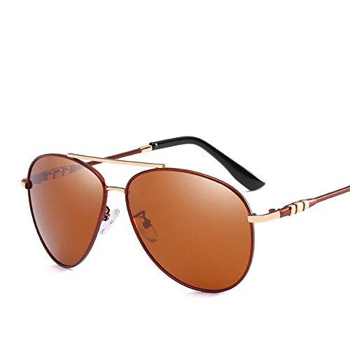 polarizadas creativos Marea Gafas Espejo Conductor Gafas uv400 Sol la Las de Regalos Libre Hombres Axiba de Manera Sol al de Anti de E de Aire xqvdzwxIg