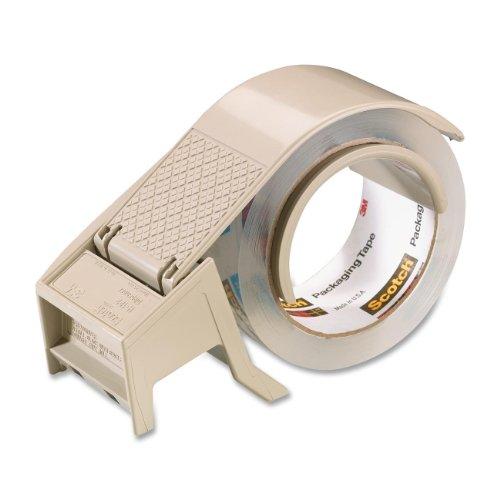 Scotch : Compact H122 Handheld Box Sealing Tape Dispenser, 3