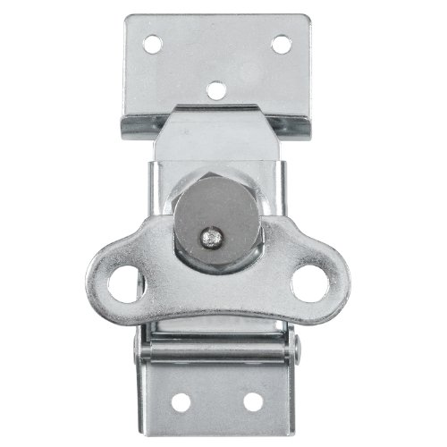 Reliable Hardware Company RH-1688/0371-A Large Low Profile Butterfly Latch and Keeper