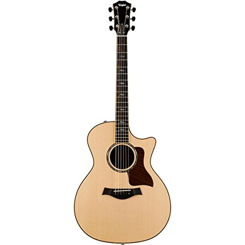 Taylor-814ce-Rosewood-Grand-Auditorium-Acoustic-Guitar-6-String-CE
