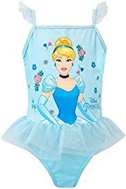 Disney Girls Cinderella Swimsuit