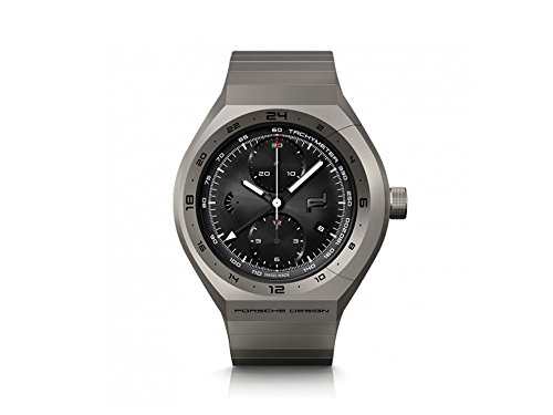 Porsche Design Monobloc Actuator Automatic Watch, GMT, 6030.6.02.001.02.5